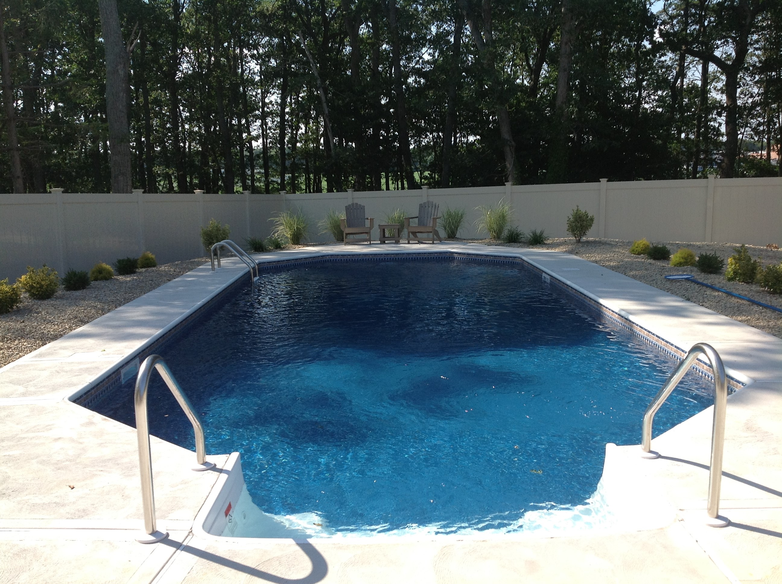 Inground Pools Specials: Toms River, NJ: Pool Designs by Poolside