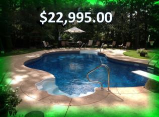 inground pools nj. 16x36 oasis style pool inground pools nj