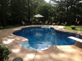 Inground Pools Specials Toms River Nj Pool Designs By